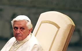 استعفای پاپ بندیکت شانزدهم