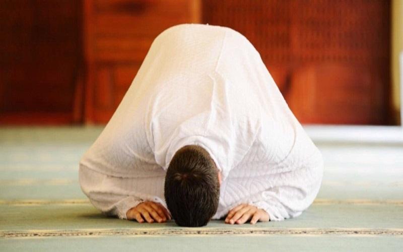 نماز, ترمزدستی, حلقه, عرفان, پیامبر