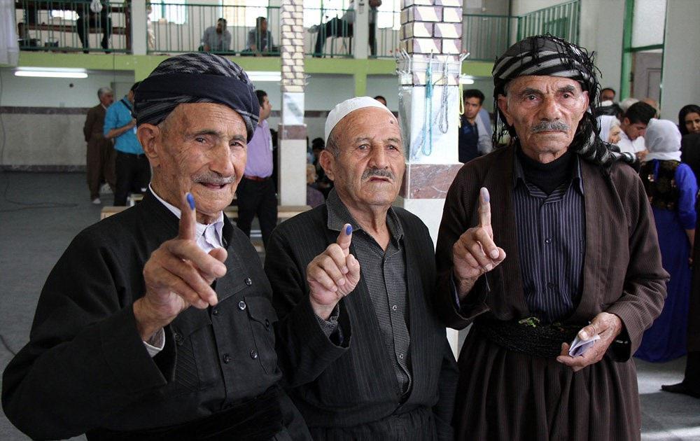 علمای اهل سنت کردستان شرکت در انتخابات را یک وظیفه شرعی دانستند