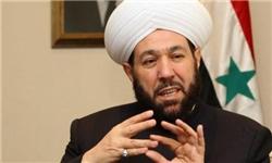 شیخ احمد بدر الدین حسون