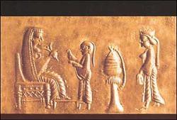 حجاب کامل بانوان در ایران باستان