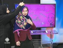 کمپین «حجاب را تجربه کن» در کانادا