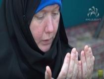 بانوی تازه مسلمان آمریکایی: دلم در کربلا جامانده است