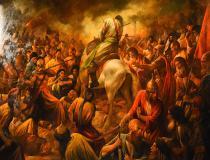 پاسخ به یک شایعه: آیا امام حسین (ع) گفتند که ایرانیان دشمن ما هستند؟!
