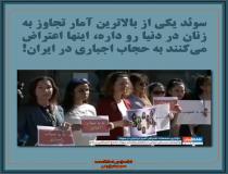 اعتراض نوایمانان مسیحی به حقوق زنان در ایران