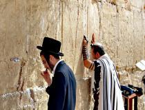 حاخام یهودی: باید از این سرزمین خارج شویم
