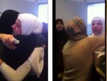 مسلمان شدن دختری از دانمارک
