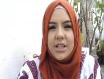 ماجرای مسلمان شدن دختری از ونزوئلا + فیلم